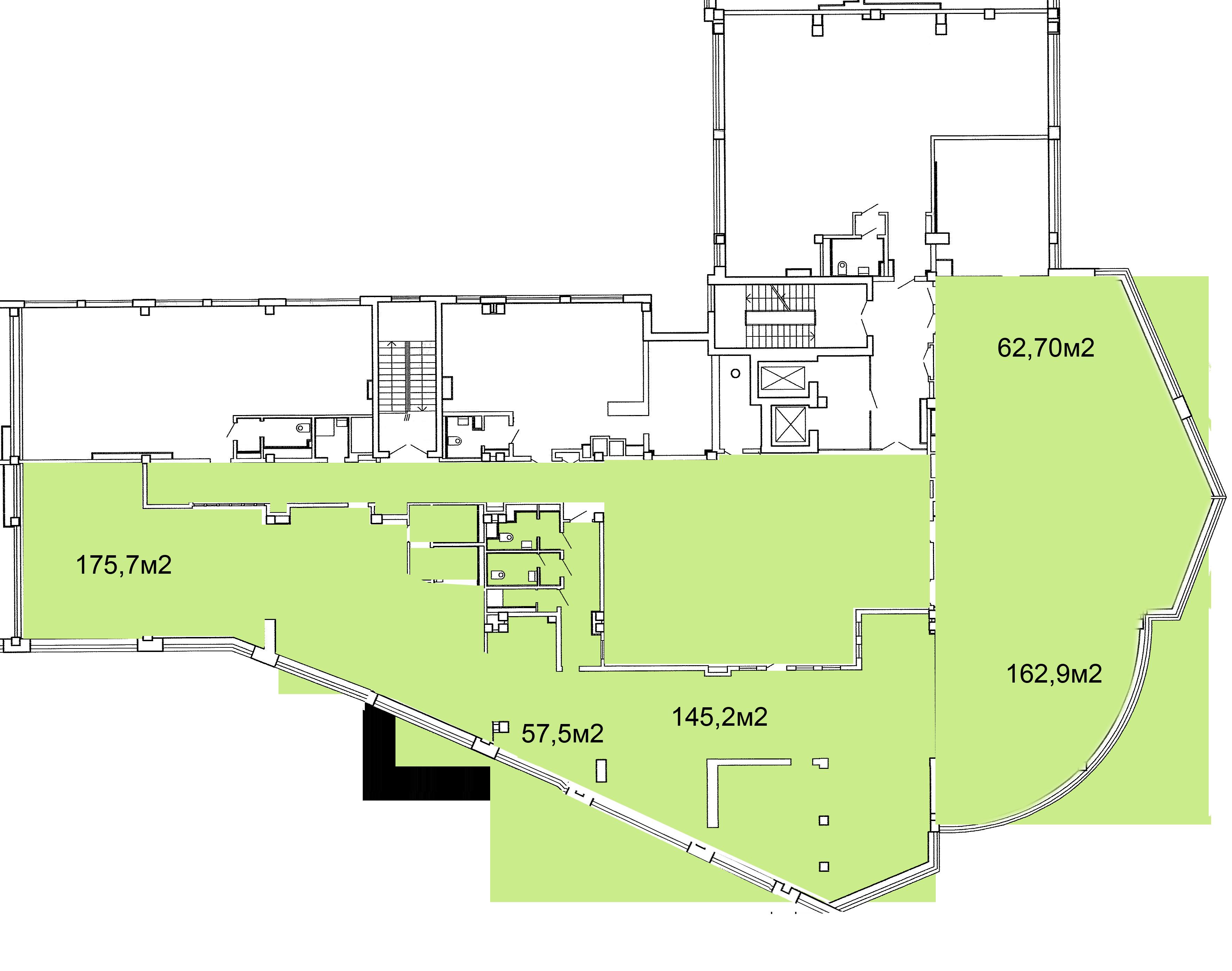 3 этаж Rubin Plaza