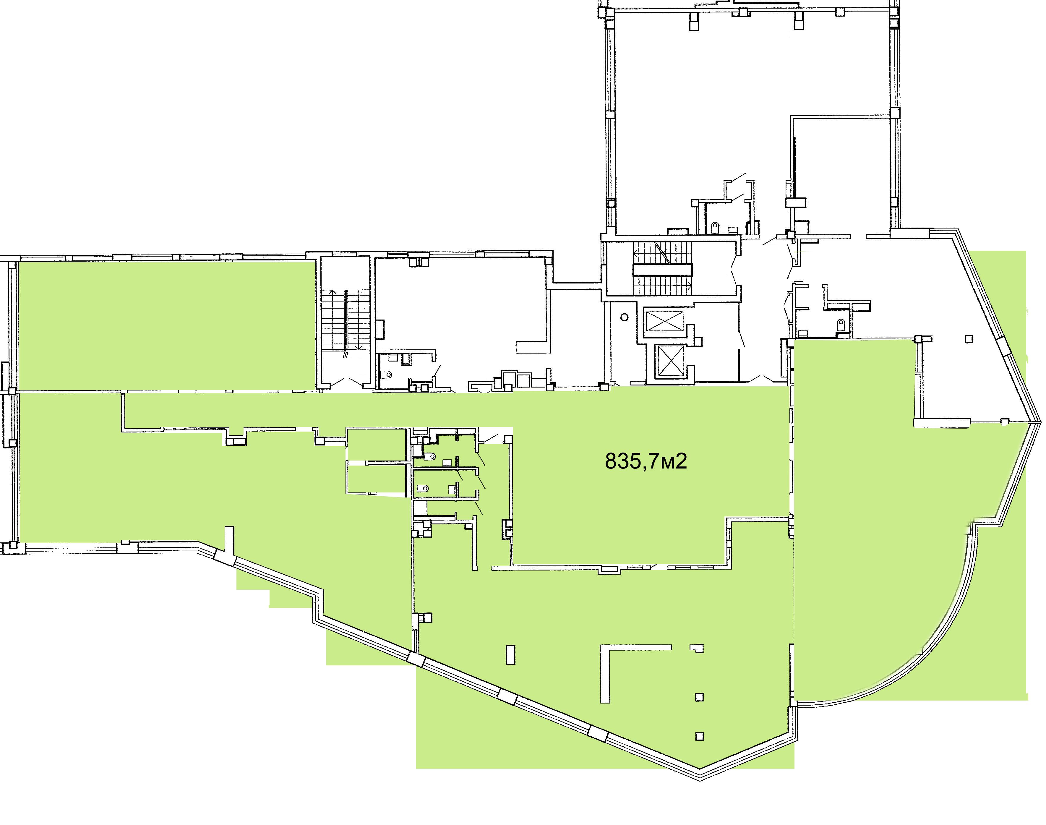 7 этаж Rubin Plaza