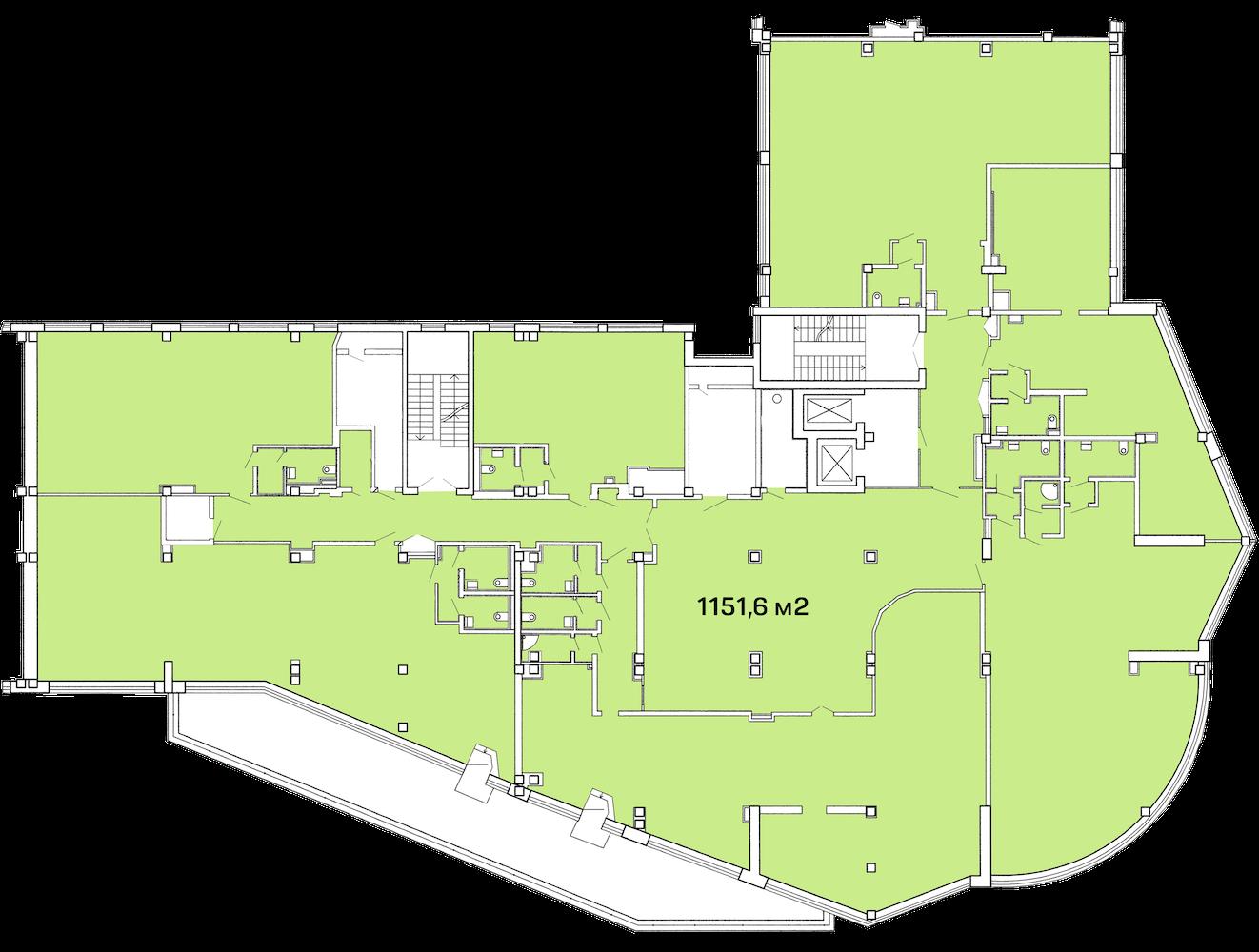 Rubin Plaza 3 этаж